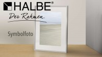 Set HALBE Rahmen Classic Alu 8