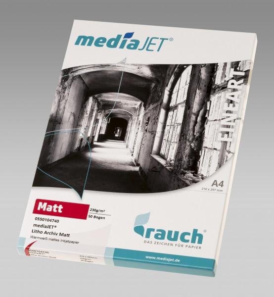 mediaJET Litho Archiv Matt 230