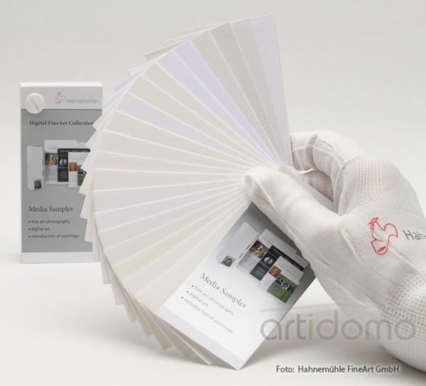 Hahnemühle Media Sampler - DFA Musterfächer 110x50mm
