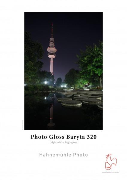 Hahnemühle Photo Gloss Baryta 320