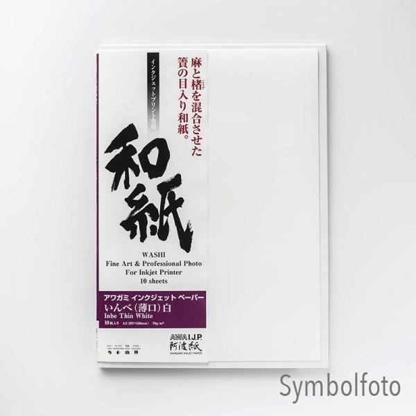 Awagami AIP Inbe Thin White 70