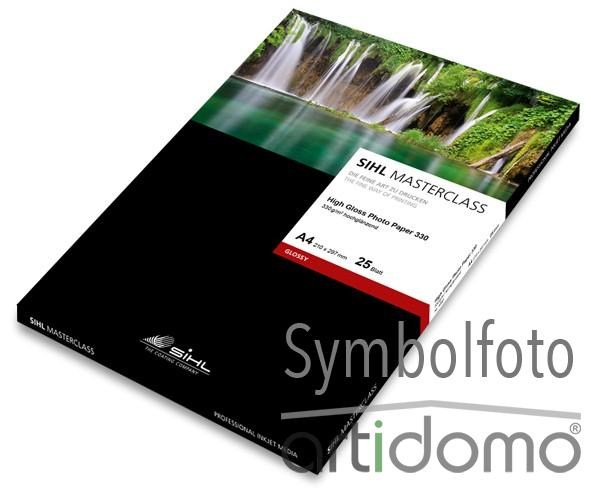SIHL Masterclass High Gloss Photo Paper 330