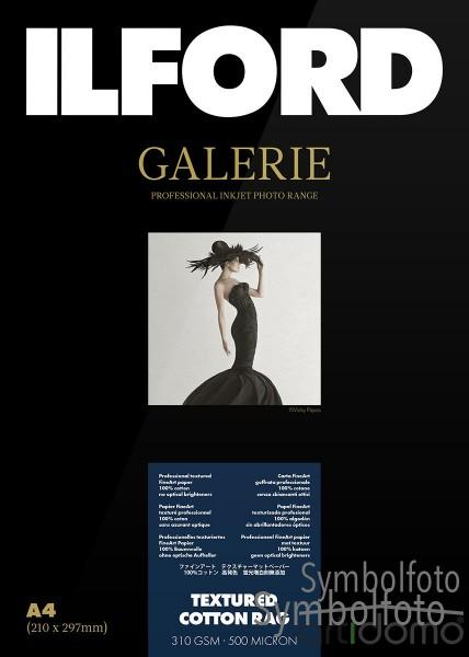 ILFORD GALERIE FineArt Album Papiereinlage Textured Cotton Rag