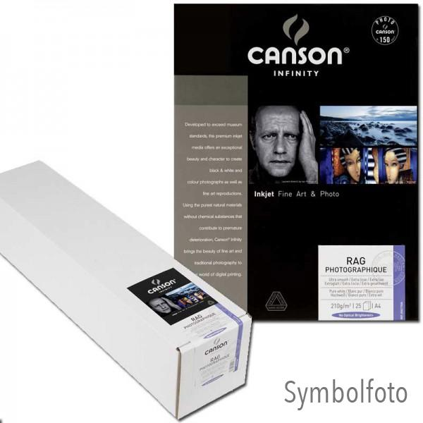 Canson Infinity Rag Photographique 210