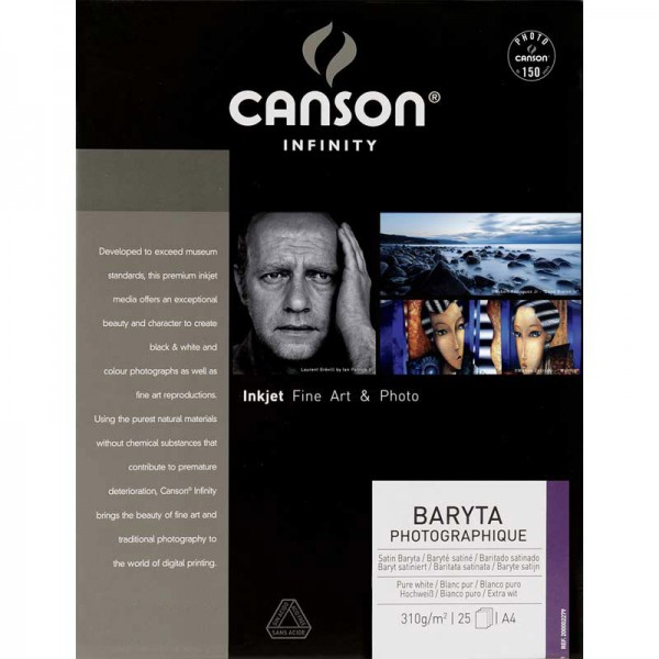 Canson Infinity Baryta Photographique 310