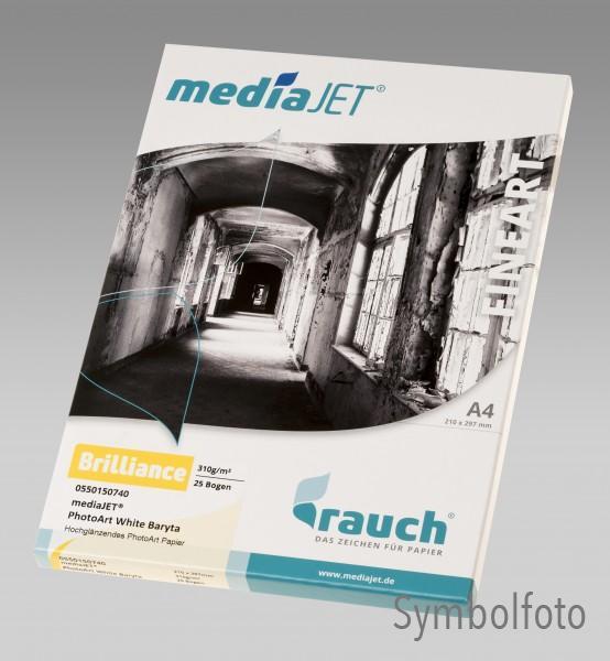 mediaJET PhotoArt White Baryta 310