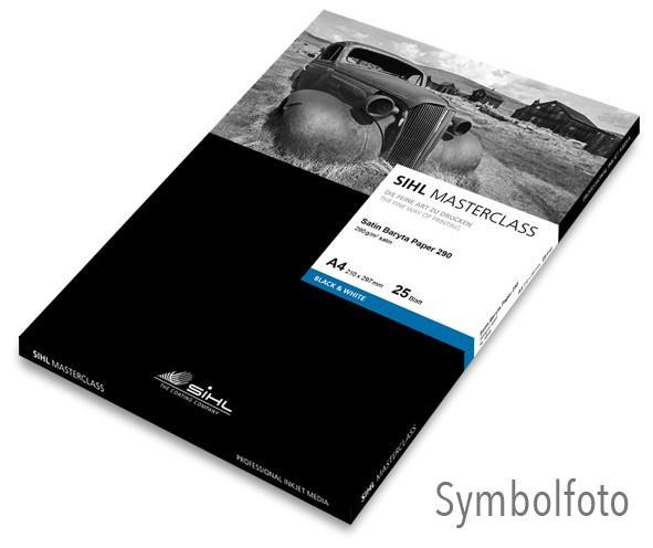 SIHL Masterclass Satin Baryta Paper 295 NEW