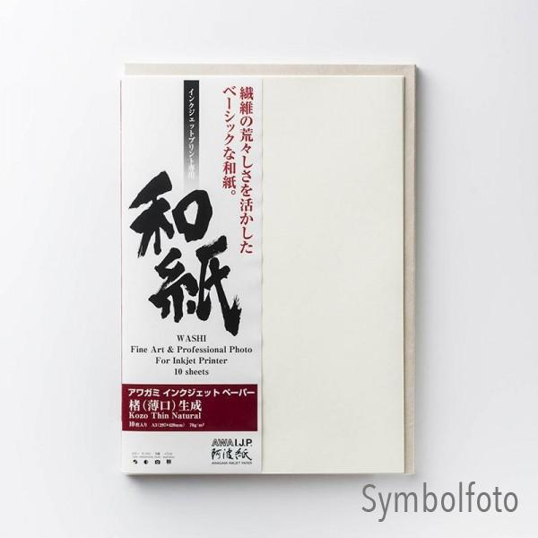 Awagami AIP Kozo Thin Natural 70