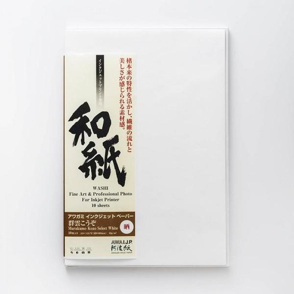 Awagami AIP Murakumo Kozo Select white 42