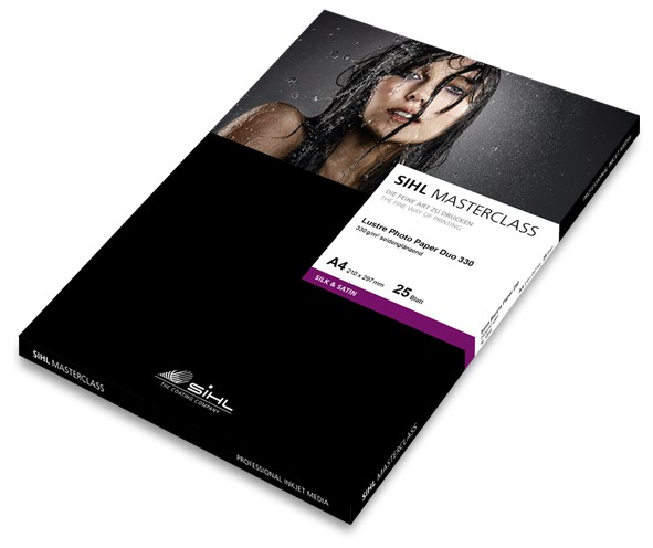 SIHL Lustre Photo Paper Duo 330