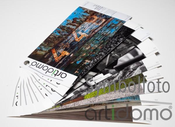 Musterbuch - herstellerübergreifend - 10 x DL100 / 220x110mm