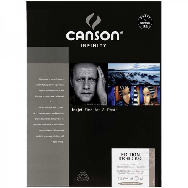 Canson Infinity Edition Etching Rag 310
