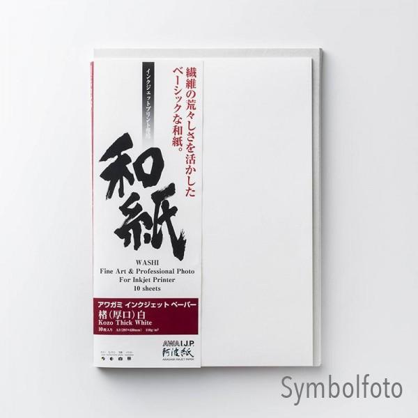 Awagami AIP Kozo Thick White 110