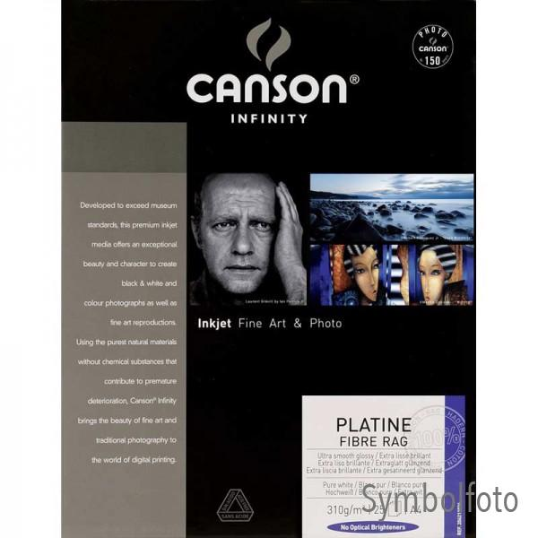 Canson Infinity Platine Fibre Rag 310