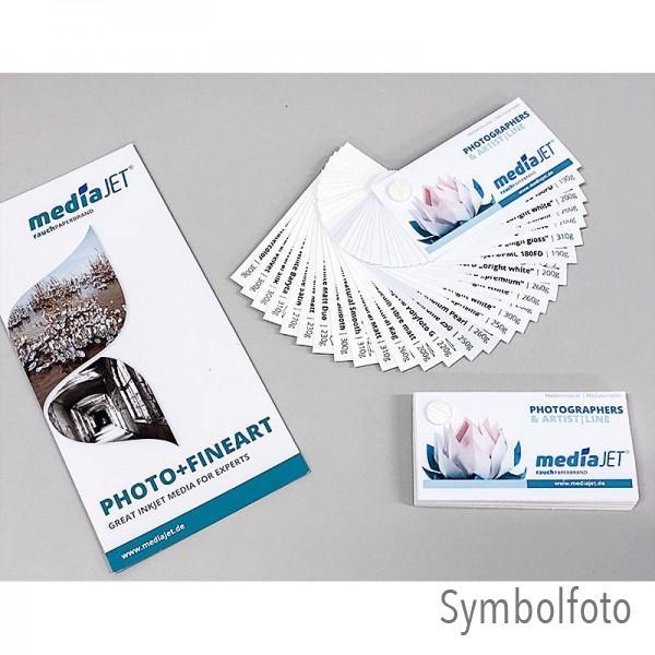 Musterbuch MedjaJet Artist Line und Photographers Line