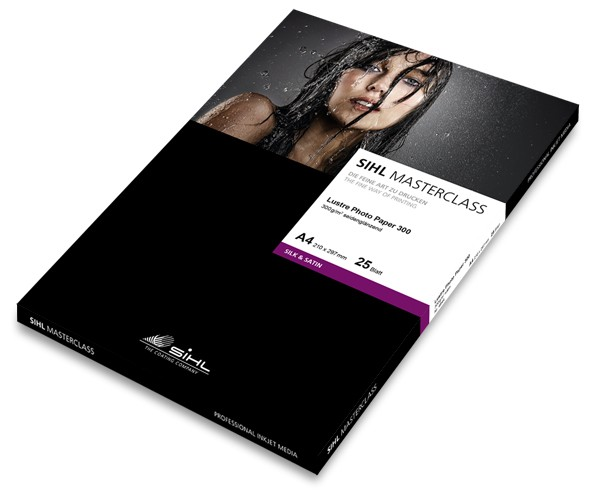 SIHL Masterclass Lustre Photo Paper 300
